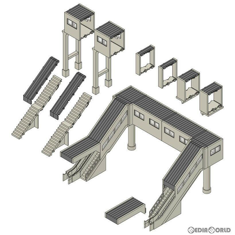 【予約安心発送】[RWM]4074 マルチ跨線橋セット Nゲージ 鉄道模型 TOMIX(トミックス)(20210918)