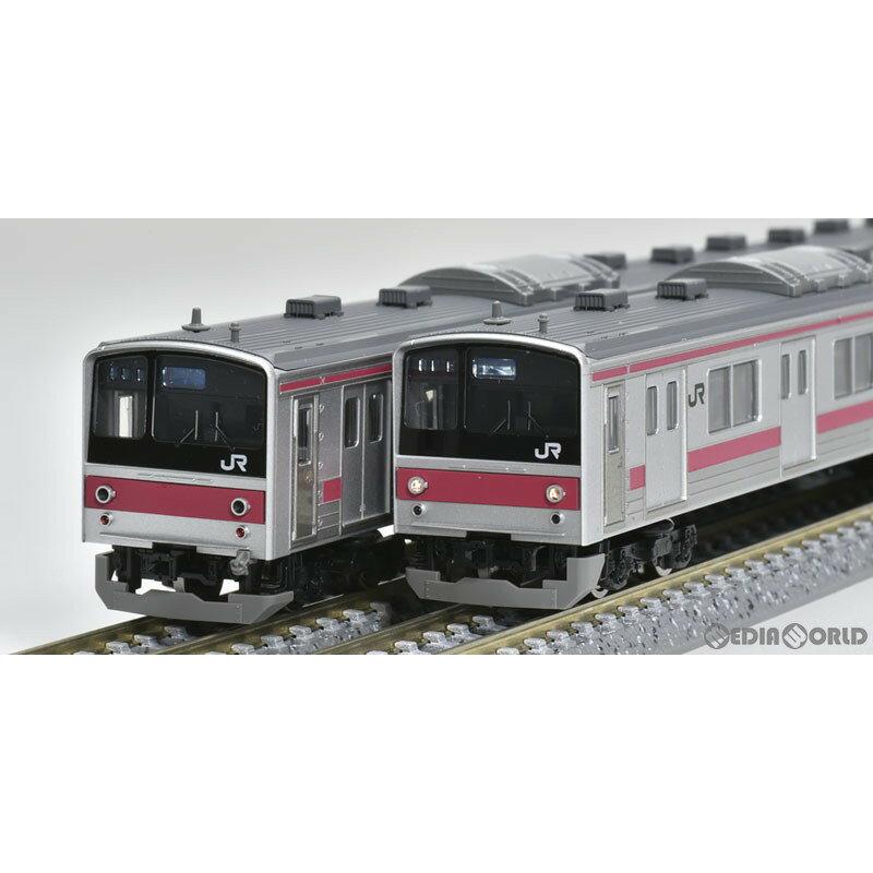 【予約安心発送】[RWM]98443 JR 205系通勤電車(前期車・京葉線) 増結セット(5両)(動力付き) Nゲージ 鉄道模型 TOMIX(トミックス)(2021年7月)