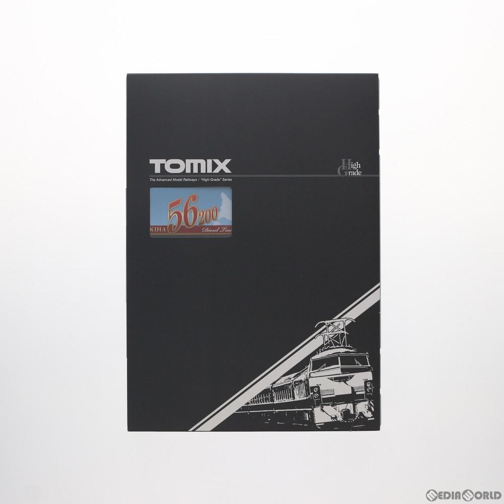 【新品即納】[RWM]98435 国鉄 キハ56-200系急行ディーゼルカーセット(4両)(動力付き) Nゲージ 鉄道模型 TOMIX(トミックス)(20211016)