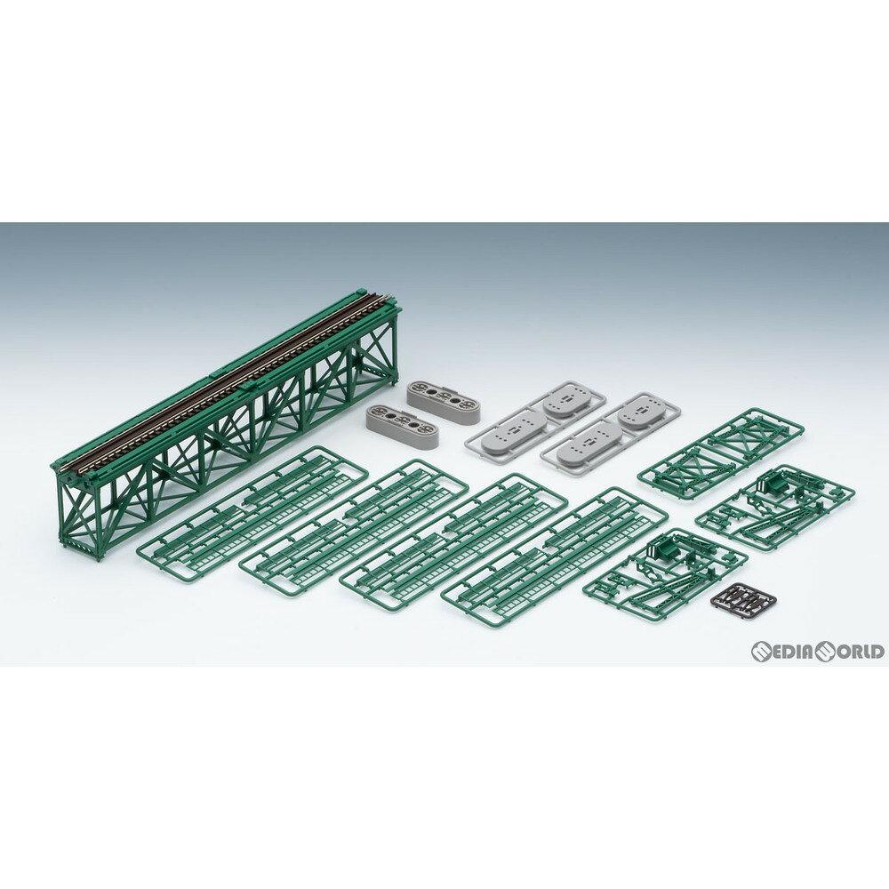 【予約安心発送】[RWM]3267 上路式単線トラス鉄橋S280(F)(深緑)(PC橋脚・2本付) Nゲージ 鉄道模型 TOMIX(トミックス)(2021年6月)
