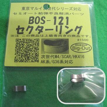 【新品即納】[MIL]Big-Out(ビッグアウト) 東京マルイ次世代シリーズ対応 セクターリング(BOS-121)(20150223)