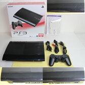 【中古】[訳あり][本体][PS3]PlayStation3 プレイステーション3 HDD500GB チャコール・ブラック(CECH-4000C)(20121004)【RCP】