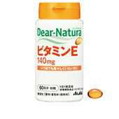 Dear-Natura ビタミンE 60粒入り(60日分) ディアナチュラベーシックケア【RCP】