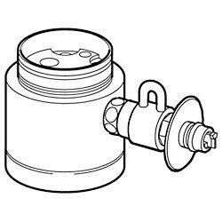 【パナソニック】食器洗い乾燥機用分岐水栓CB−SKB6☆家電※お取り寄せ商品【RCP】