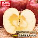 りんご 訳あり 『 【ご家庭用】津軽の完熟葉とらずりんご/3kg箱 』 送料無料 リンゴ 林檎
