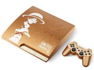 PlayStation3 PS3 ワンピース海賊無双GOLD EDITION 320GB本体同梱■予約受付中 2012/3月上旬~順...