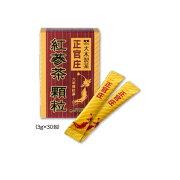 大木製薬正官庄紅蔘茶顆粒(3g×30包)