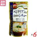 シチュー レトルト ルー ベジタリアンのためのシチュー 120g 6袋セット 桜井食品 送料無料