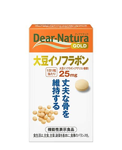 送料無料 アサヒフードアンドヘルスケア 30粒x5 ディアナチュラゴールド 大豆イソフラボン 30粒(30日分)5個セット