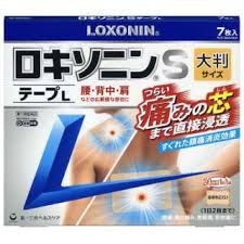 第一三共ヘルスケア『ロキソニンS テープL』
