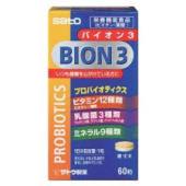 60粒×10 BION3 バイオン3 ばいおん