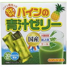 【送料無料】ぷちぷちパインの青汁ゼリー+ 30本