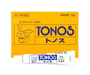 大東製薬工業『男性ホルモン軟膏剤 トノス』