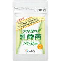 大草原の乳酸菌NS-Slim36カプセル