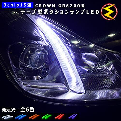 ライト・ランプ, ヘッドライト  GRS200 3SMD 15 LED 21 LED
