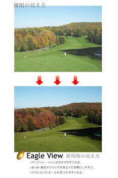 【ゴルフ用レンズ】EagleView/イーグルビュー/SPL(2枚1組)【ゴルフ用サングラスゴルフ用レンズゴルフ用メガネ】4カーブ仕様度無し,/2枚1組/eagleview,イーグルビューレンズ,