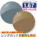 【度付&伊達 / 透明レンズ】球面 1.67 KODAK 1.67 UV SportMax 4〜8カーブ対応 ハイカーブ対応 ハイカーブレンズ UVカット (左右 2枚1組) 【透明NLレンズ】