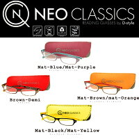 NEOCLASSICS(ネオクラシック)老眼鏡,★定形外郵便★軽い,やわらかい,薄い,強い,!いいとこどりのシニア(老眼鏡)グラス!,退職祝い・古希・還暦祝い・ギフト・父の日・贈り物にも最適♪,,