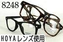 【2,980円度付きメガネセット】SORVINO-TR90の高弾性超軽量フレーム 8248 ウェリントン メガネ 度付き メンズ レディース 度入り 眼鏡 度あり めがね ビッグフレーム おしゃれ パソコン PCメガネ ブルーライトカット メガネ 度なし 伊達メガネ 乱視 軽い UVカット 家メガネ