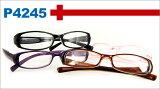【メガネ 度付き】乱視 度入り眼鏡 軽量 軽い 度なし 伊達メガネ 【2980円メガネセット】【Poly(ポリー)】【フレーム】【TR90】超軽量弾性樹脂フレーム フィット感が良く超弾性樹脂の素材をフレームに採用P4245(70) UVカット