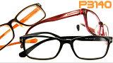 メガネ 度付き メガネ 度なし 伊達メガネ 度入り眼鏡 超軽量 おしゃれ 家メガネ PCメガネ UVカット【2980円 メガネセット】【Poly(ポリー)】【フレーム】【TR90】超軽量弾性樹脂フレーム フィット感が良く超弾性樹脂の素材をフレームに採用 P3140(70)