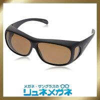 【送料無料】Coleman(コールマン)クリップオン前掛け偏光サングラスワンタッチ装着ブラウンCL01-2