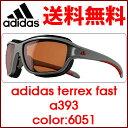 【送料無料】今ならメガネストラッププレゼント【adidas】アディダス スポーツサングラス TERREX FAST a393 color:6051