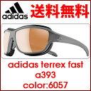 【送料無料】今ならメガネストラッププレゼント【adidas】アディダス スポーツサングラス TERREX FAST a393 color:6057