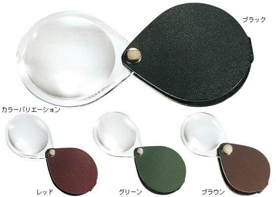 """エッシェンバッハハンディルーペ""""Classic""""シリーズ3.5倍50φmm丸型E1740x50"""