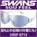 SWANS 女性用サングラス SOU FEEL-M SOUF-0714 PAW