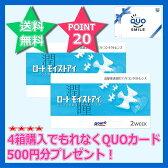 【ポイント20倍】ロートモイストアイ 2箱セット【4箱購入ごとにもれなくQUOカード500円分プレゼント!】※QUOカードは別送させていただきます。