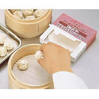【まとめ買い10個セット品】『 中華セイロ 』旭化成 クックパーセパレート紙 M-11 [500枚入] 業務用