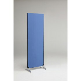 ZIPLINKシステムパーティション高さ1850mmYSNP70L-BLブルー1枚林製作所【メーカー直送/決済】