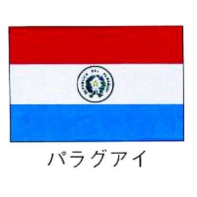 旗 世界の国旗 パラグアイ 120×180 【 キャンセル/返品不可 】 【 業務用 :厨房卸問屋 名調