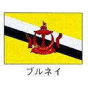 旗 世界の国旗 ブルネイ 90×135 【送料無料】