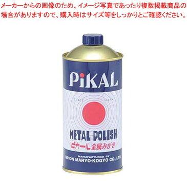 【まとめ買い10個セット品】 液体 金属磨き ピカール 500g【 清掃・衛生用品 】