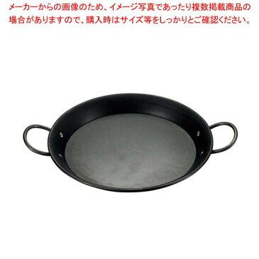 【まとめ買い10個セット品】 鉄 パエリア鍋 40cm【 卓上鍋・焼物用品 】