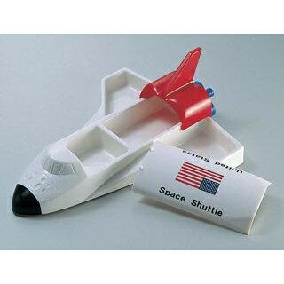【まとめ買い10個セット品】 お子様食器 スペースシャトル ランチ皿 01704SS