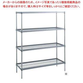 キャニオンシェルフPEC6104段P1900×760sale【メーカー直送/決済】
