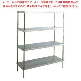 キャニオンシェルフSSO6104段PS1390×610sale【メーカー直送/決済】