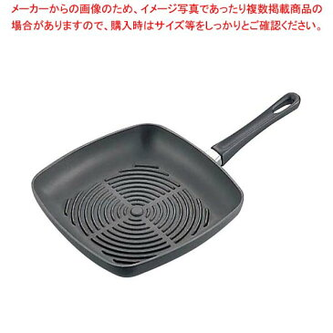 【まとめ買い10個セット品】 パイロラックス チタンコーティング グリルパン 2730【 鍋全般 】