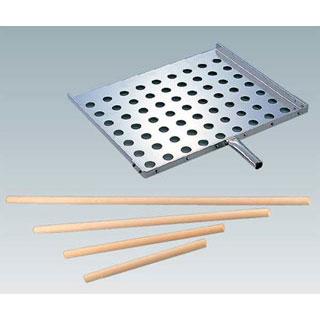 【 アルミ製フランスパンスコップ[木柄付] ENDO 小 250 ENDO 】 【 厨房器具 製菓道具 おしゃれ 飲食店 】