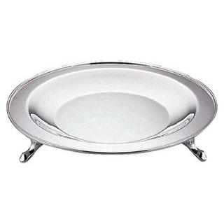 【 18-8丸皿スタンド[ユキワデザイン] 18インチ 】 【 厨房器具 製菓道具 おしゃれ 飲食店 】:厨房卸問屋 名調