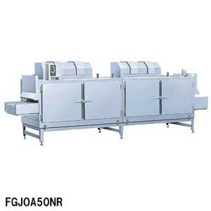 フジマック 業務用ジェットオーブン[ロングシリーズ] FGJOA50NLS W5000×D1470×H1740 【 メーカー直送/代引不可 】