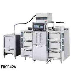 【送料無料】フジマック 業務用全自動立体炊飯機[ライスプロ] ガス式 FRCP42A W2142×D999×H...