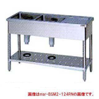 業務用厨房用品, 業務用シンク  BG W1500D600H800BSM2X-156LN 2 2 2