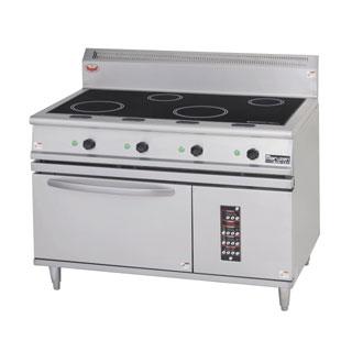 業務用 マルゼン IHレンジ MIR-127 【 厨房機器 】 【 メーカー直送/後払い決済不可 】