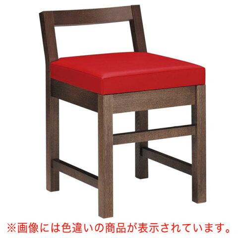 隼人D椅子 黒レザー   張地:オールマイティー 6416 シンコール 【メーカー直送品&代金引換決済不可商品】