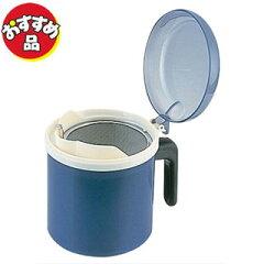 油こし器 テフロン ワンタッチオイルポット 油こし 業務用【 オイルポット おすすめ 揚げ物 …