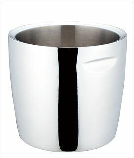 UK 18-8 シャンパンクーラー ダブルウォール 6L【 ワインボトルクーラーワインクーラーカクテルクーラーアイスクーラーカクテルワインクーラーおしゃれワインクーラーおすすめワイン冷やす入れ物氷クーラーワイン冷やす道具ワイン冷やすバケツ 】